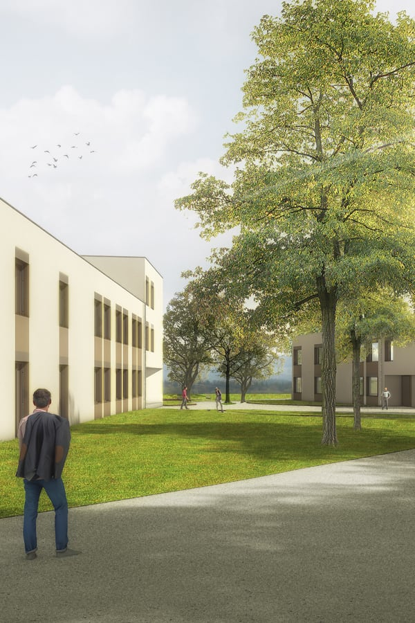 CONCOURS CHNP | CBA | Christian Bauer & Associés Architectes s.a.