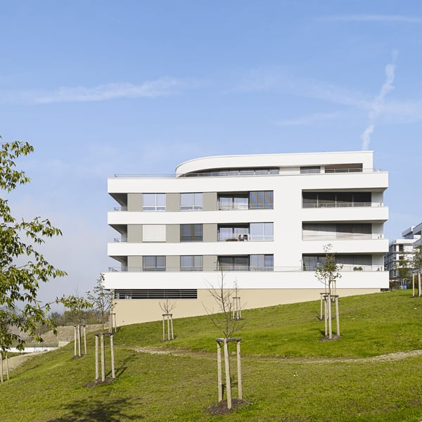 Green Hill | CBA | Christian Bauer & Associés Architectes s.a.