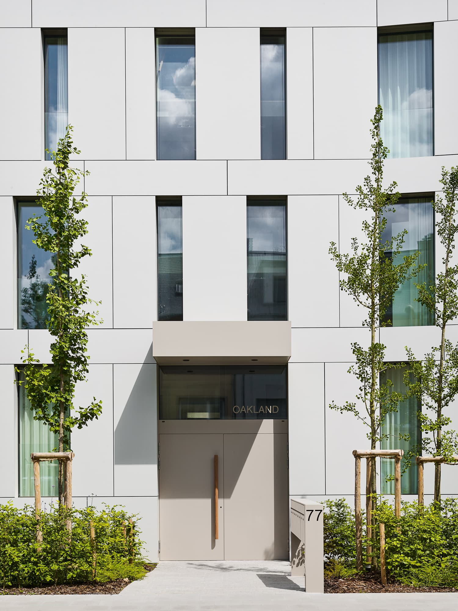 Oakland | CBA | Christian Bauer & Associés Architectes s.a.