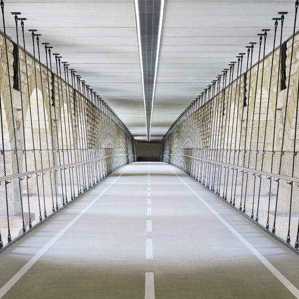 Passerelle Pont Adolphe | CBA | Christian Bauer & Associés Architectes s.a.