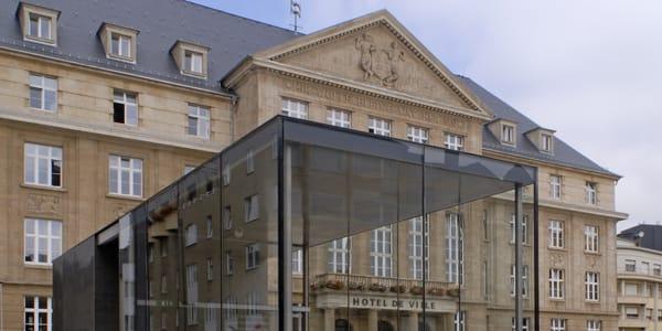 Rathausplatz | CBA | Christian Bauer & Associés Architectes s.a.