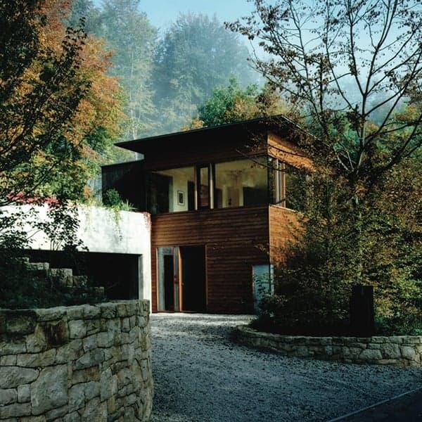 Haus B | CBA | Christian Bauer & Associés Architectes s.a.