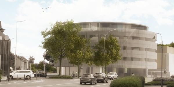 Terranovis | CBA | Christian Bauer & Associés Architectes s.a.