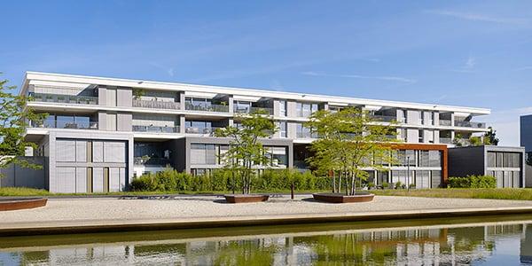 Wasserband | CBA | Christian Bauer & Associés Architectes s.a.
