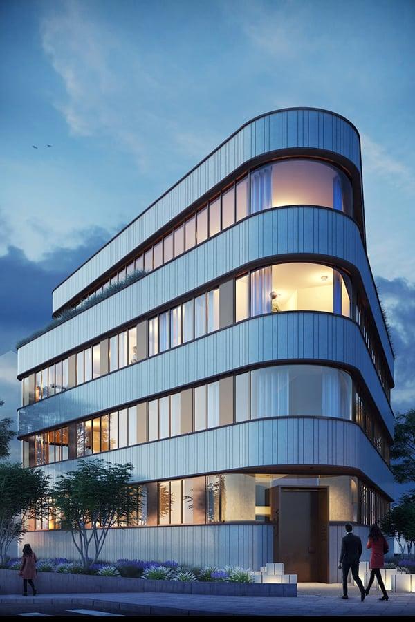 Nook | CBA | Christian Bauer & Associés Architectes s.a.