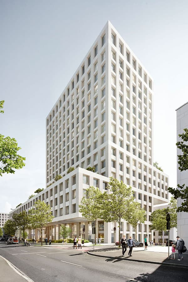 CHK | CBA | Christian Bauer & Associés Architectes s.a.