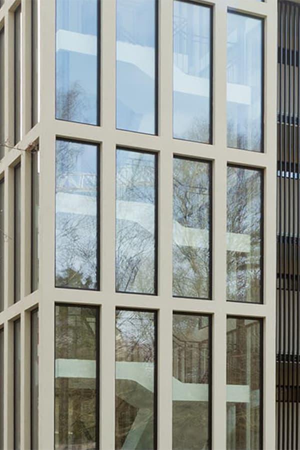 Modernism | CBA | Christian Bauer & Associés Architectes s.a.