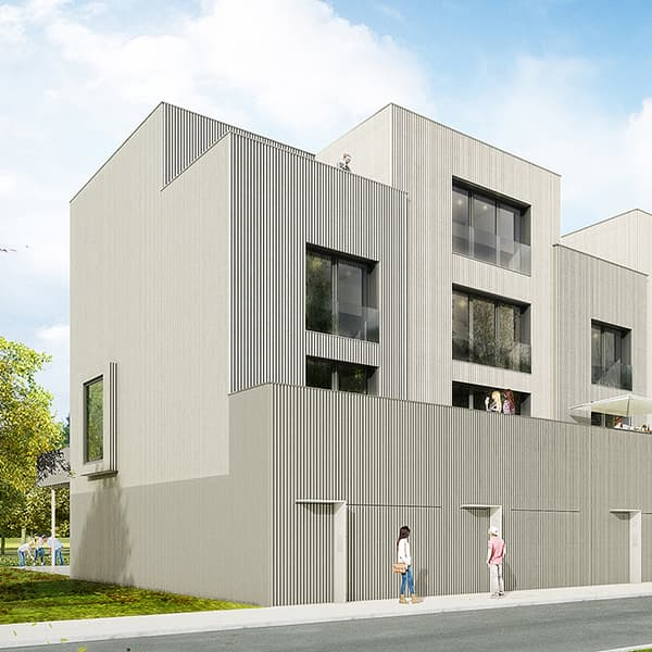 Op der Millen | CBA | Christian Bauer & Associés Architectes s.a.