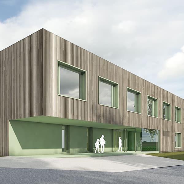 MAISON RELAIS | CBA | Christian Bauer & Associés Architectes s.a.