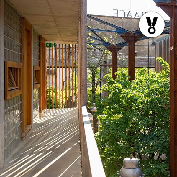 Atelier Graas | CBA | Christian Bauer & Associés Architectes s.a.