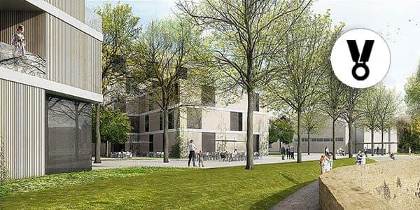 Convict | CBA | Christian Bauer & Associés Architectes s.a.